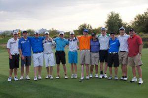 Boys Golf – Varsity 2014