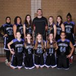 Freshman Girls Basketball Starts Hopkins Sweep