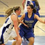 Junior Varsity Girls Basketball Continues Sweep of Hopkins