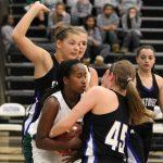 Junior Varsity Girls Basketball Defeats Park