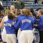 Eastview Girls Varsity Basketball Completes Sweep of #1 Hopkins