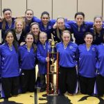 Girls Basketball Holiday Success