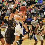 Eastview High School Basketball Varsity Girls beats Apple Valley High School 81-48