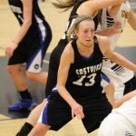 Eastview High School Basketball Varsity Girls beats Rosemount High School 67-50