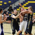 Eastview Girls JV Basketball Defeats the Lakers