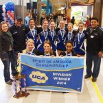 Eastview High School Competitive Cheer Varsity finishes 1st place at UCA Spirit of America Championship