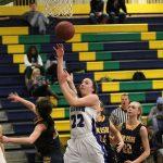Eastview Varsity Girls Basketball Defeats Rosemount High School 67-53