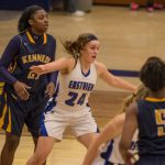 Eastview Varsity Girls Basketball Falls to Bloomington Kennedy 60-73