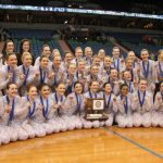 Eastview claims fourth high kick dance championship in a row