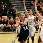 Eastview Girls JV Basketball Falls to Lakeville South 55-61