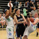Eastview JV Girls Basketball Defeats Eagan High School 53-22