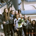 Eastview Gymnast Competes at State