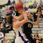 Eastview JV Girls Basketball Defeats Burnsville Senior High School 54-18