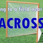 Lacrosse Season Starts March 31st – Register now!
