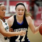 Eastview Varsity Girls Basketball Defeats Park Senior High School 65-39