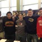 Five More EVHS Seniors Sign National Letter of Intent