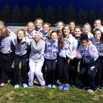 Eastview High School Track/Field Varsity Girls finishes 3rd place at Wildcat Invitational