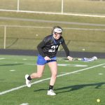 Eastview High School Lacrosse Varsity Girls beats Lakeville North High School 15-14