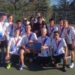 Eastview Boys Varsity Tennis is Section 3AA Runner-up