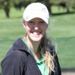 Kari Opatz 4th at State Golf