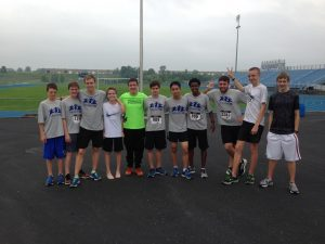 Boys Cross Country NHS Scholarship 5k