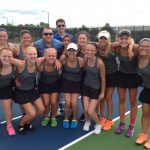 Big Win for Girls Tennis to Start the Season