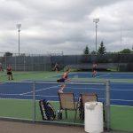Eastview High School Tennis Varsity Girls beats Minnetonka High School 4-3