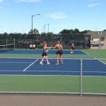 Eastview High School Tennis Varsity Girls beats Lakeville South High School 7-0