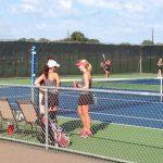 Eastview High School Tennis Varsity Girls beats Rosemount High School 5-2
