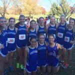 Girls CC Team is State Bound!