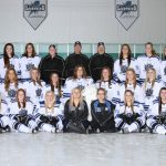 Eastview High School Girls Varsity Hockey beat Eagles 7-1