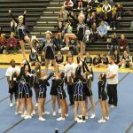 EVHS Varsity Competition Cheerleaders Finish on Top