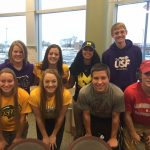 Eight EVHS Senior Athletes to Sign National Letters of Intent on November 12th