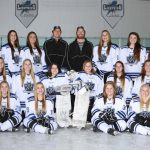 Eastview High School Girls JV Hockey beat Hastings 5-1
