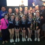 EV Comp Cheer Places 11th in the Nation!