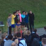 Boys Cross Country Finishes First at Dick Mitchell Invite!