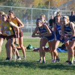 Eastview High School Girls Varsity Cross Country finishes 4th place
