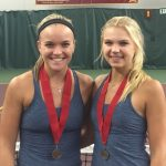 Kopfer Sisters Headed to State in Doubles