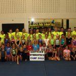 Eastview Gymnastics Hosts Fall Clinic