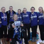 Eastview Gymnastics Places 2nd at 7 Team Watertown-Mayer Invitational