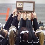 Competition Cheer Wins South Suburban Conference