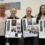 Eastview Gymnastics Defeats Prior Lake on Senior Night