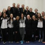 Eastview Gymnastics – JV and Varsity Win Eastview Quad Meet