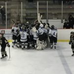 Eastview High School Girls Varsity Hockey beat East Ridge High School 3-2