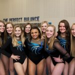 Eastview Gymnastics Finishes 4th in Section 3AA Gymnastics Meet