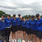 Eastview Girls Varsity Golf finishes 3rd place in Sections!