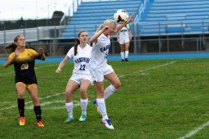 Varsity Girls' Soccer 2016