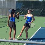 Eastview High School Girls Varsity Tennis falls to Minnetonka High School 6-1