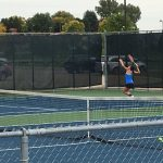 Eastview High School Girls Varsity Tennis beat Burnsville Senior High School 6-1