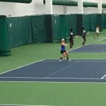 Girls Tennis Section Update